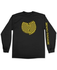 New World Wu Tang Graphic T Shirt Black