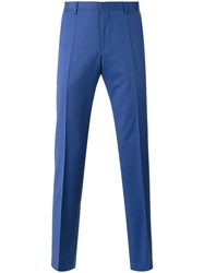 Hugo Boss Tailored Trousers Blue