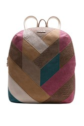 Desigual Bag Talia Madeira Multi Coloured Multi Coloured