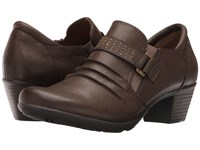 Spring Step Lupe Taupe Women's Clog Shoes
