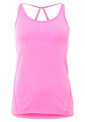 Gap Sports Shirt Neon Double Pink