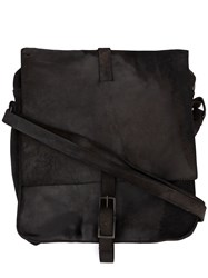 Numero 10 Panama Messenger Bag Black