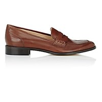 Barneys New York Penny Loafers Brown