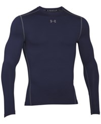 Under Armour Men's Coldgear Compression Shirt Midnight Navy