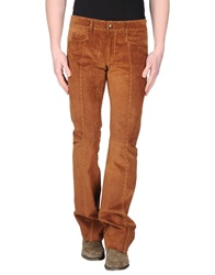 Roberto Cavalli Casual Pants Brown