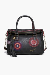 Desigual Loverty Greta Bag Black