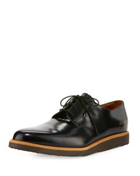 Common Projects Box Calf Leather Blucher Black