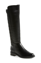 Blondo 'Elenor' Waterproof Riding Boot Women Black