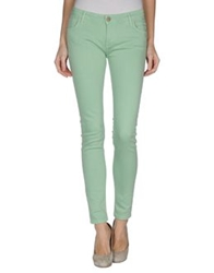 Victoria Beckham Casual Pants Green