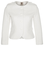 Orla Kiely Blazer Textured Flower Chalk White