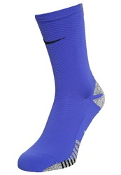 Nike Performance Strike Sports Socks Blue Black
