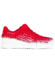 Asics 'Gel Lyte Iii' Sneakers Red