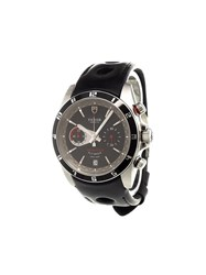 Tudor 'Grantour Fly Back' Analog Watch Stainless Steel