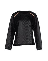 Custo Barcelona Topwear Sweatshirts Women Black