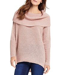 Phase Eight Lila Cowl Neck Sweater Soft Pink