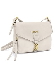 Folli Follie Inspire Cross Body Bag Ivory