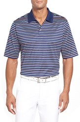Men's Bobby Jones 'Swing Stripe' Regular Fit Polo