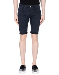 Michael Coal Bermudas Dark Blue
