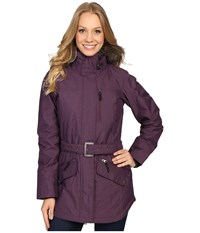 Columbia Carson Pass Ii Jacket Dusty Purple Women's Coat