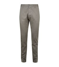 Citizens Of Humanity Davis Solid Chinos Male Grey