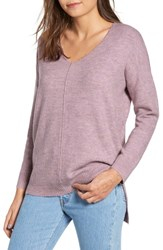 Dreamers By Debut Front Seam Pullover Lavender