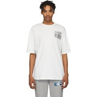 Filling Pieces White Time Pill T Shirt