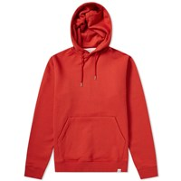Norse Projects Vagn Classic Hoody Red