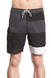 Men's O'neill 'Strand' Colorblock Board Shorts Black