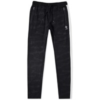 Vanquish Black By Taped Track Pant