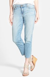 Women's Cj By Cookie Johnson 'Soulful' Stretch Crop Boyfriend Jeans Impression
