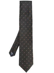 Pal Zileri Dots Tie Black