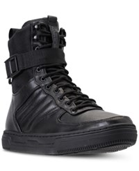Mark Nason Men's Double Cup Sergeant Boots From Finish Line Black