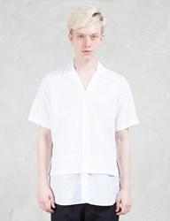 Matthew Miller Hunter Double Layered S S Shirt