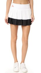 Adidas By Stella Mccartney Tennis Skirt White Black