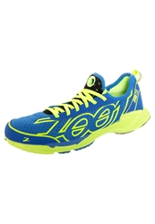 Zoot Sports Zoot Ovwa 2.0 Lightweight Running Shoes Zoot Blue Safety Yellow Black