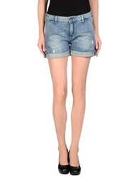 Guess Jeans Denim Shorts Blue