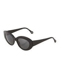 Givenchy Lindall Thick Frame Sunglasses Black