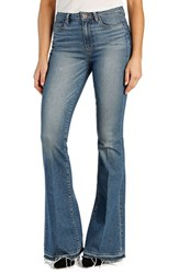 Women's Paige Denim 'Bell Canyon' High Rise Released Hem Flare Jeans Tay