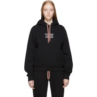 Burberry Black Poulter Hoodie