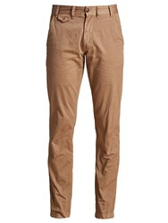 Barbour Neuston Twill Trousers Sand