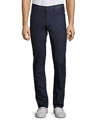7 For All Mankind Slimmy Italian Brushed Twill Jeans Indigo