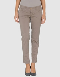 Yes London Casual Pants Khaki