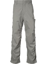 Undercover Side Pocket Trousers Grey