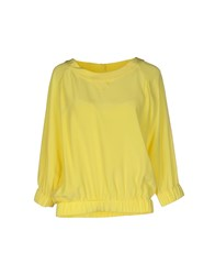 Band Of Outsiders Blouses Yellow