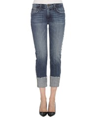 Joe's Jeans Slim Fit Boyfriend Lyen Blue