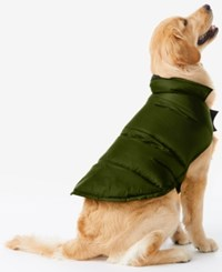 32 Degrees Reversible Down Puffer Coat For Dogs Purple