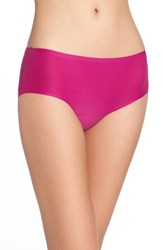 Chantelle Women's Intimates Seamless Hipster Panty Tyrian Pink