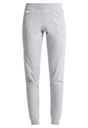 Deha Tracksuit Bottoms Silber Mottled Grey