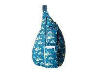 Kavu Rope Bag Night Range Backpack Bags Blue