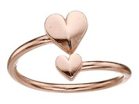 Alex And Ani Romance Heart Wrap Ring Rose Gold Ring